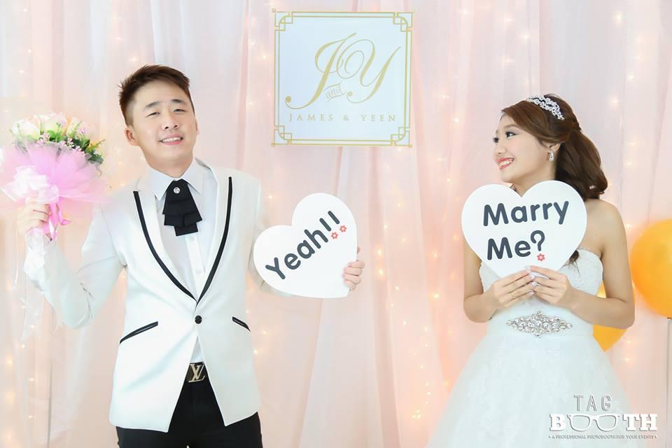 James & Yeen Wedding
