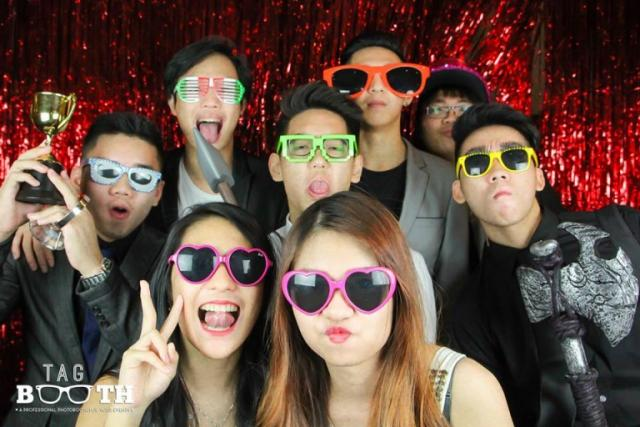 Prom Night Photobooth