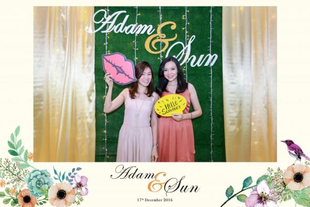 Adam & Sun Wedding - New Shanghai Restaurant KL