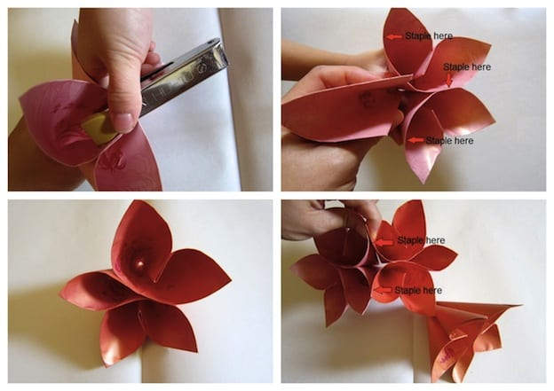 Chinese New Year Origami Activity