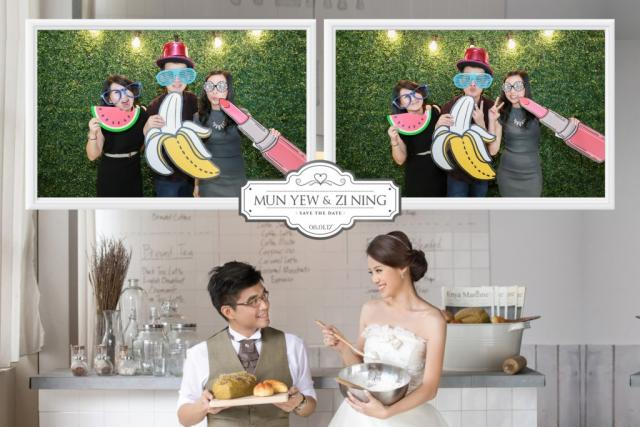 Mun Yew & Zi Ning's Wedding - Setia City Convention Centre