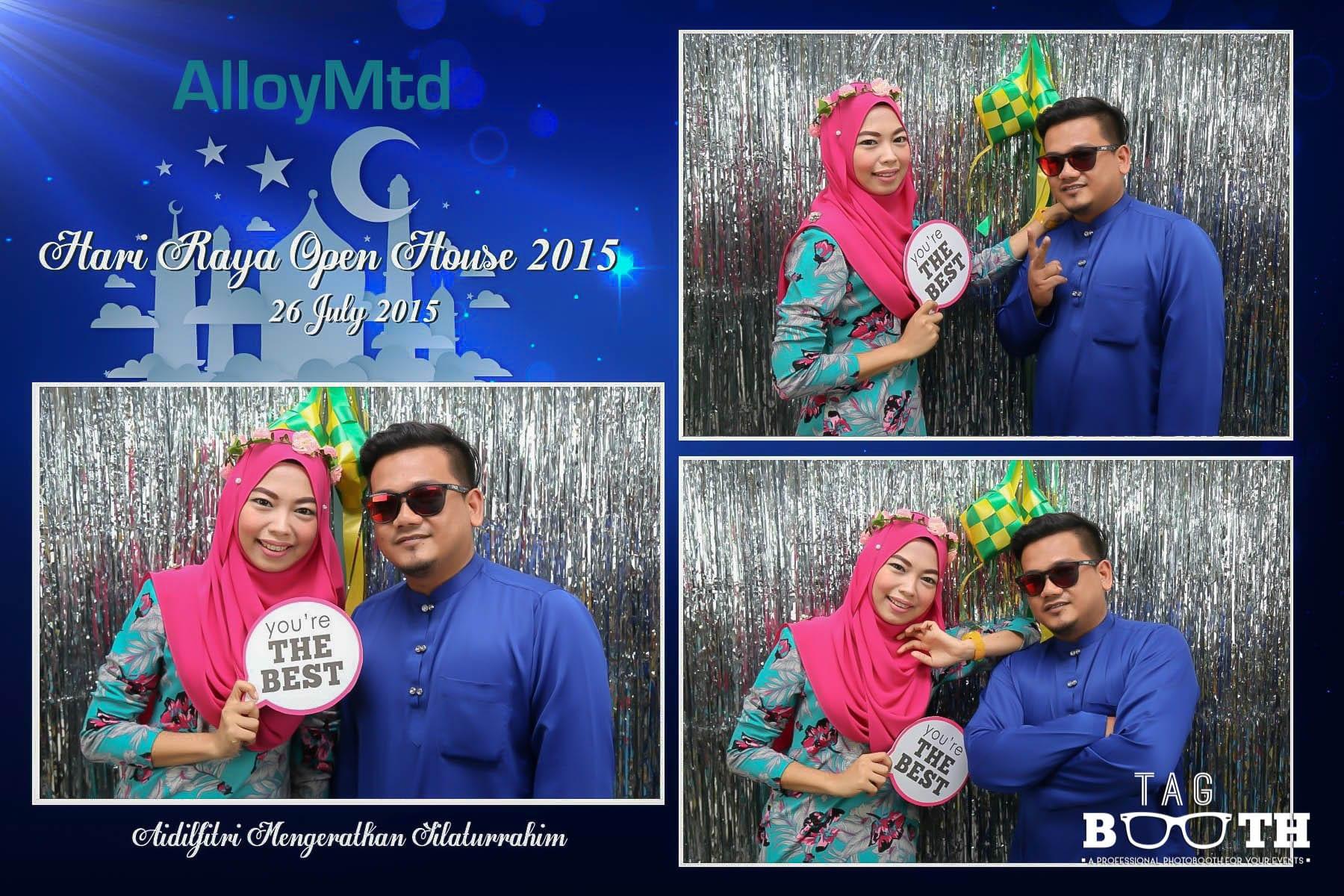 Hari Raya Photobooth