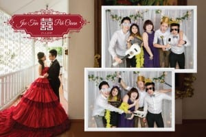 Wedding Photobooth Subang