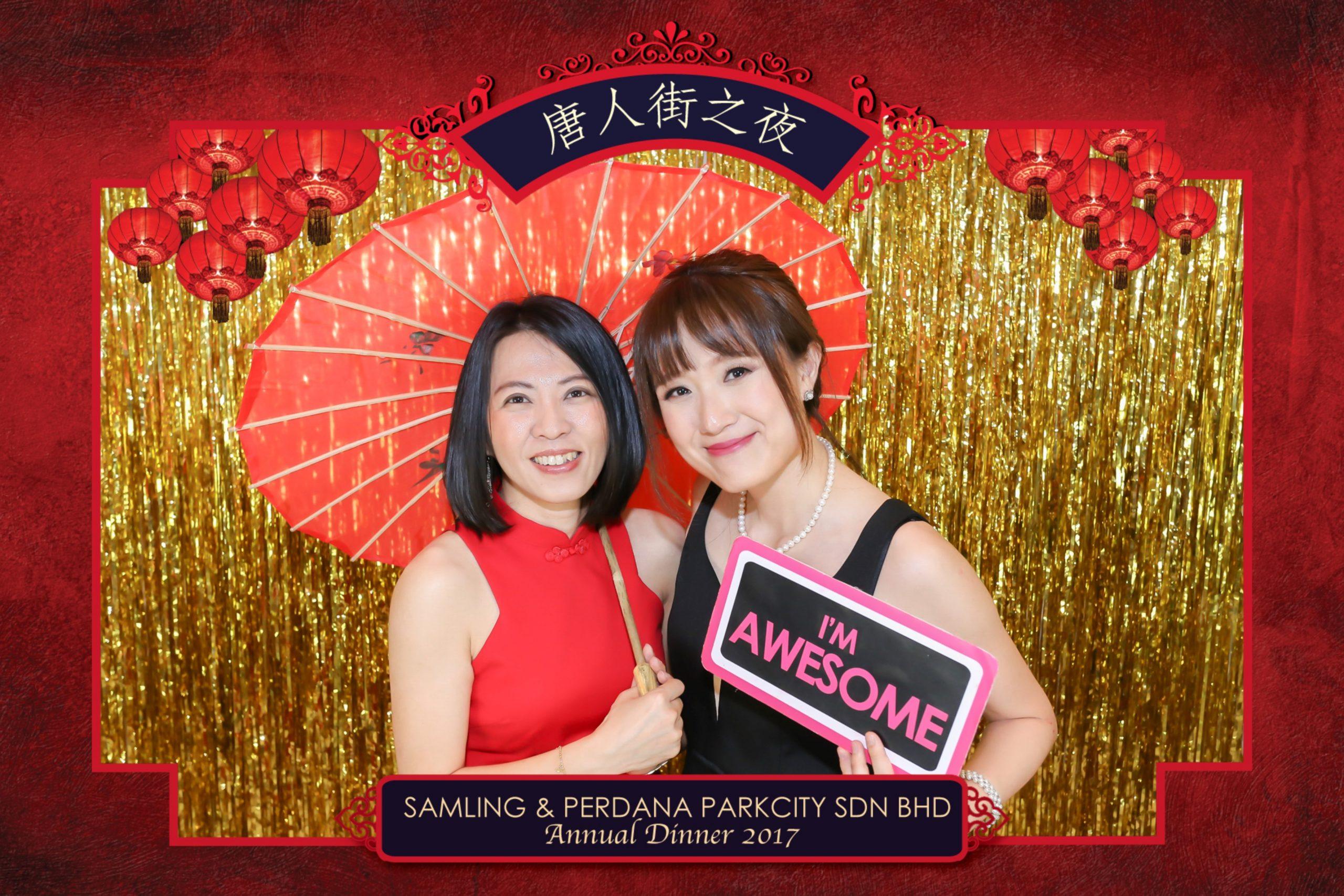 Chinese New Year Photobooth