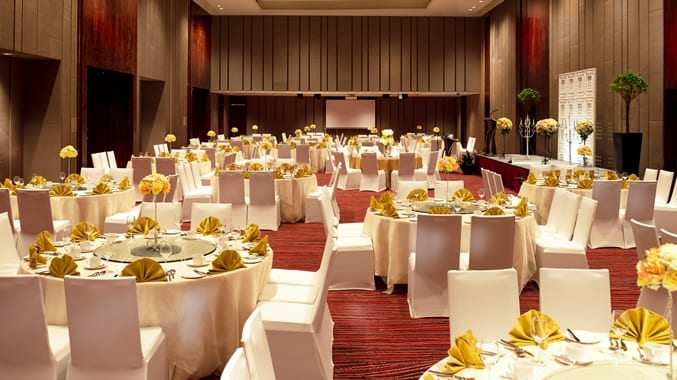 Double Tree Wedding Ballroom