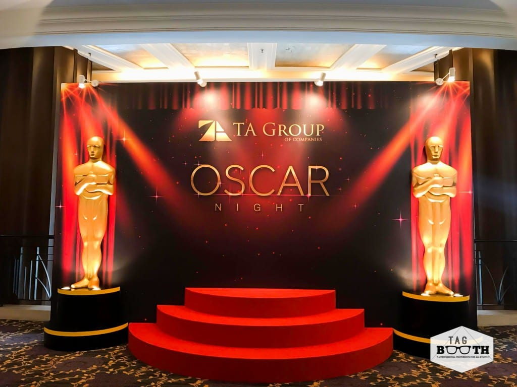 Oscar Themed Annual Gala Dinner At Majestic Hotel Kl