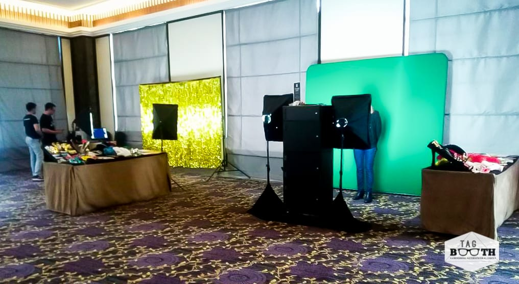 Corporate Event Photobooth