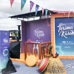 Raya themed Photobooth