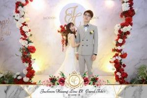 Jackson & Carol // 北京云华宫, Johor Bahru