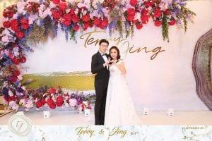 Terry & Jing // Shangri La Hotel, KL