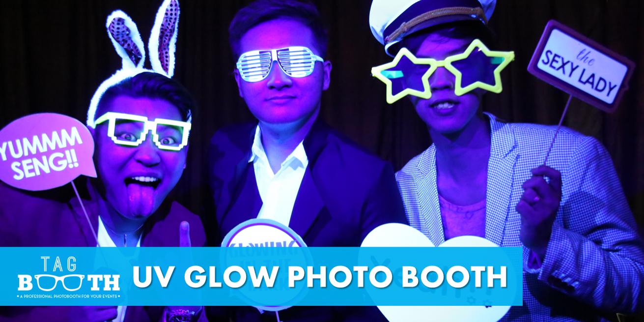 UV Glow Booth Malaysia