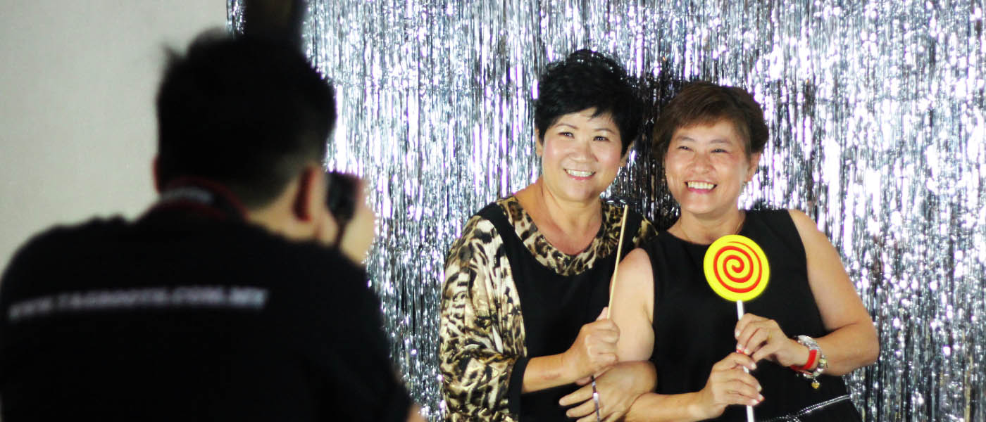 Photo Booth Props enhance experience for all ages