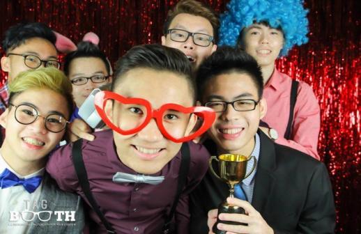 Prom Night Phtoobooth