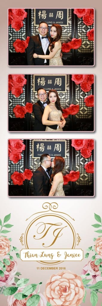 Thian Lung & Janice's Wedding - Grand Imperial, Sunway Pinnacle