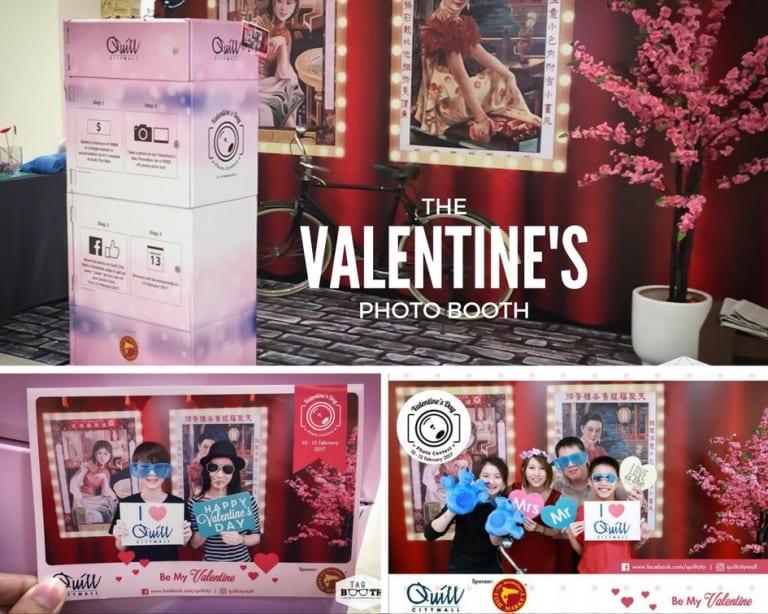 Valentine's Photobooth