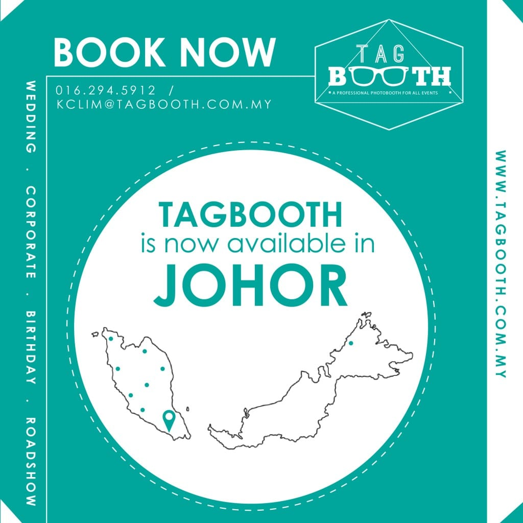 Tagbooth Johor