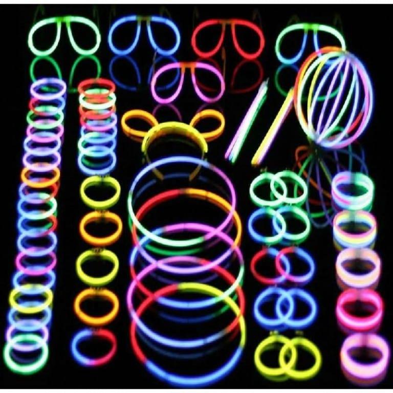 Neon / Glow in the dark Party event idea