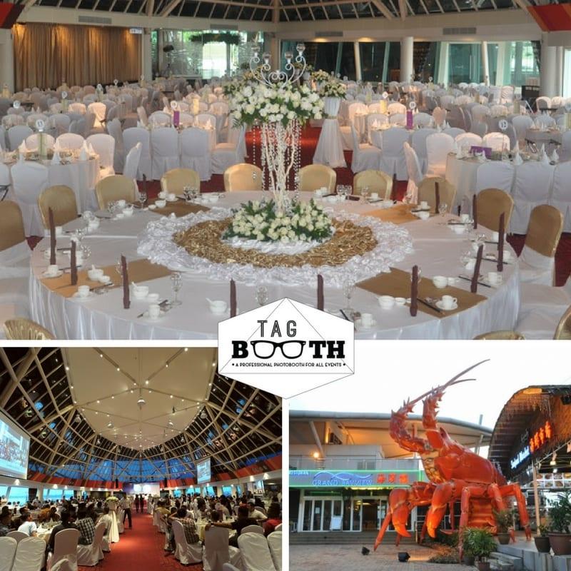 Grand Bayview Restaurant Wedding