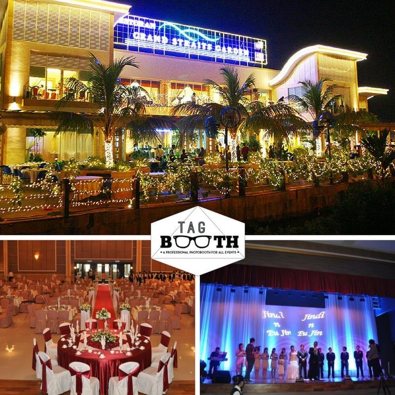 Grand Straits Garden Wedding 新湖滨花园海鲜楼