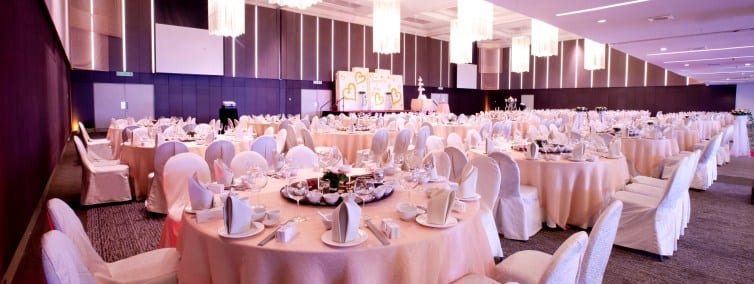 Thistle Johor Bahru Ballroom Wedding