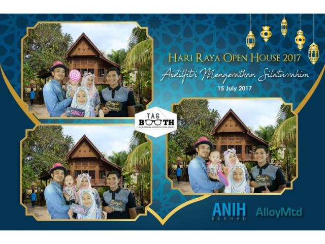 Tagbooth Hari Raya Celebration