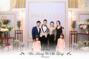 Tan Wee Kiong & Shi Leng Wedding // St Regis Hotel KL